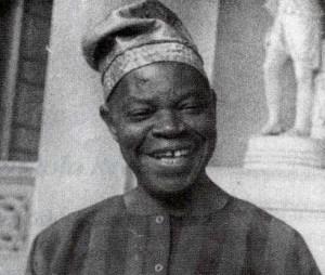 Amos Tutuola (1920-19970